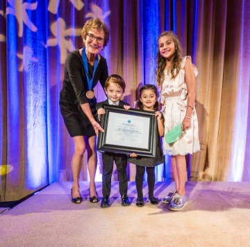 World of Children organization honors Dr. Elizabeth Jones