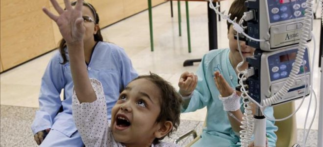 Mexican Hospital Helps Kids from Both Sides of Border