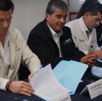 Hospital Infantil De Las Californias Y Seguro Popular, Refuerzan Sus Lazos